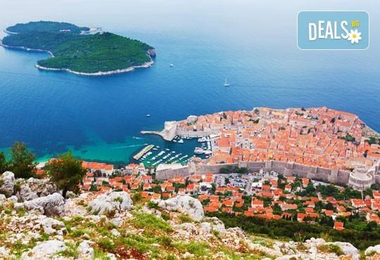 Хърватска и Черна Гора, дата по избор: 4 нощувки, 4 закуски, 3 вечери, транспорт, програма