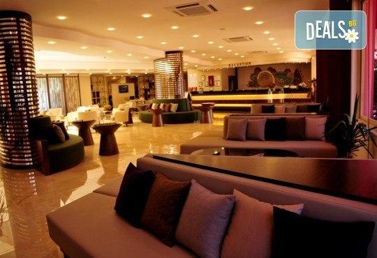 Супер цена за почивка в Анталия в период по избор! 7 нощувки на база Ultra All Inclusive в Aydinbey Gold Dreams 5*, самолетен билет, летищни такси и трансфери - Снимка 8