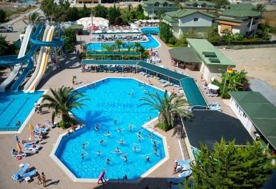 Супер цена за почивка в Анталия в период по избор! 7 нощувки на база Ultra All Inclusive в Aydinbey Gold Dreams 5*, самолетен билет, летищни такси и трансфери - Снимка