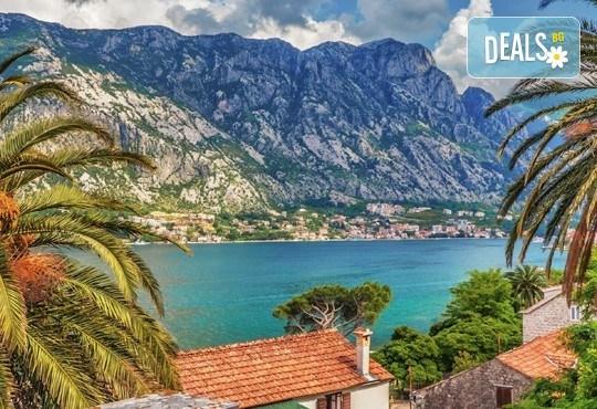 Изживейте една истинска Адриатическа приказка с България Травел! 5 дни, 4 нощувки със закуски и вечери в хотел 3* на Черногорската ривиера, транспорт и водач - Снимка 1