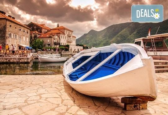 Черногорска ривиера в период по избор: 4 нощувки със закуски и вечери, транспорт