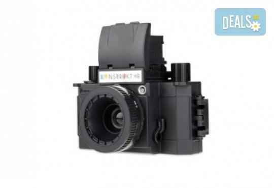 Запазете спомените с фотоапарат конструктор Lomo Flash 35 MM от Магазинчето на Руски паметник! - Снимка 4