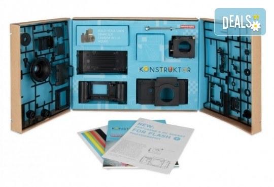 Запазете спомените с фотоапарат конструктор Lomo Flash 35 MM от Магазинчето на Руски паметник! - Снимка 2