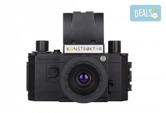 Фотоапарат конструктор Lomo Flash 35 MM от Магазинчето на Руски паметник