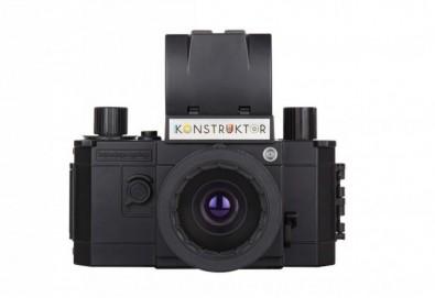 Запазете спомените с фотоапарат конструктор Lomo Flash 35 MM от Магазинчето на Руски паметник! - Снимка