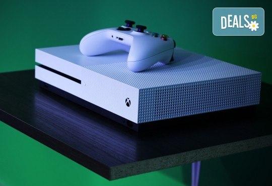 Забавление на супер цена! 2 часа игра на Xbox One S и 2 бири Zagorka в клуб ConXole! - Снимка 5