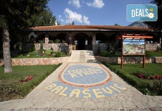 Великден в Etno Centar Balasevic 3*, Сърбия! 2 нощувки със закуски и вечери с жива музика и напитки, транспорт, ползване на басейн, посещение на Ниш, археологическия комплекс Феликс Ромулиана и Зайчар - Снимка 1