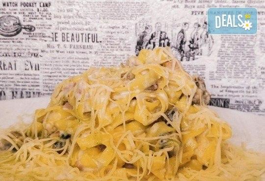 Супер предложение за обяд или вечеря! Вземете прясна паста по избор от Hubi-Brothers в кв. Младост 4 или Дружба 2! - Снимка 2