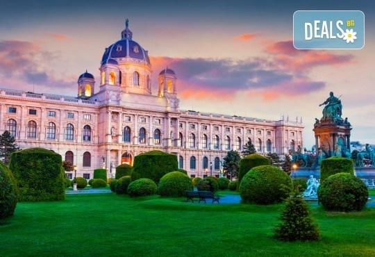 Екскурзия до Венеция, Виена, Будапеща, дата по избор: 4 нощувки със закуски, транспорт