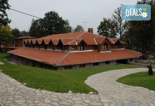 3-ти март в източна Сърбия! 2 нощувки със закуски и вечери с жива музика и напитки в Etno Centar Balasevic 3*, транспорт, посещение на Ниш, Зайчар и винарна Малча - Снимка 2