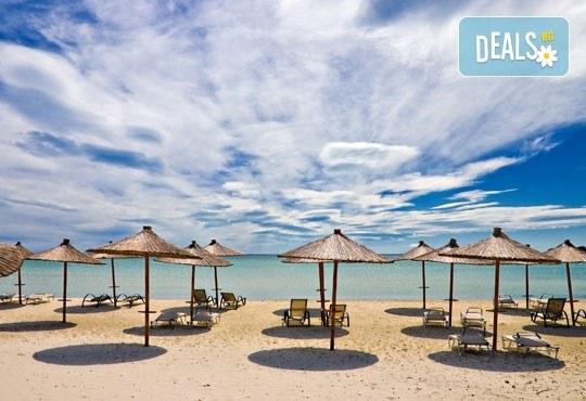Мини почивка на изумрудения остров Тасос, Гърция, на дата по избор с България Травел! 3 нощувки със закуски и вечери в хотел 3*, транспорт, ферибот - Снимка 5