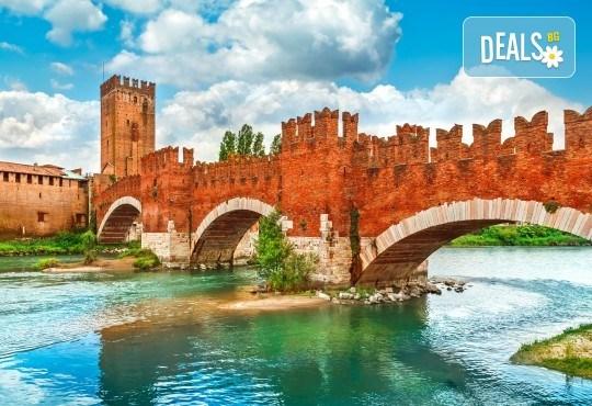 Пролетна ваканция във Верона, Падуа и Любляна, с възможност за посещение на увеселителния парк Гардаленд! 3 нощувки със закуски, транспорт и водач - Снимка 2