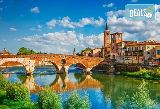 Пролетна ваканция във Верона, Падуа и Любляна, с възможност за посещение на увеселителния парк Гардаленд! 3 нощувки със закуски, транспорт и водач - Снимка 3