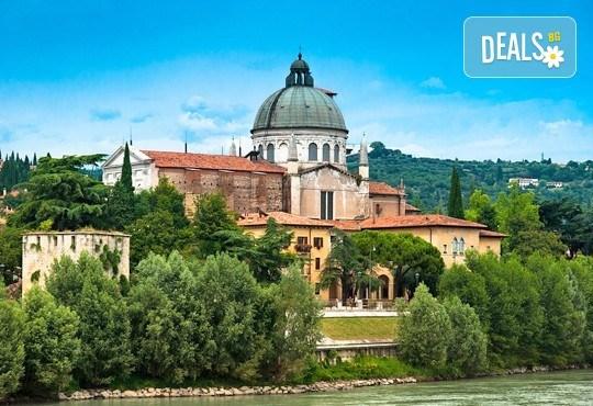 Пролетна ваканция във Верона, Падуа и Любляна, с възможност за посещение на увеселителния парк Гардаленд! 3 нощувки със закуски, транспорт и водач - Снимка 1