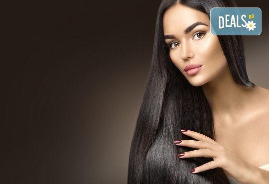 Полиране на коса - премахване на цъфтежите без отнемане от дължината + бонус: ефектна плитка по избор от каталога на студио за красота Jessica - Снимка 2