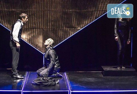 В деня на любовта! Гледайте Калин Врачански в брилянтната постановка Франкенщайн на 14.02. от 19 ч. в Театър София, 1 билет - Снимка 9