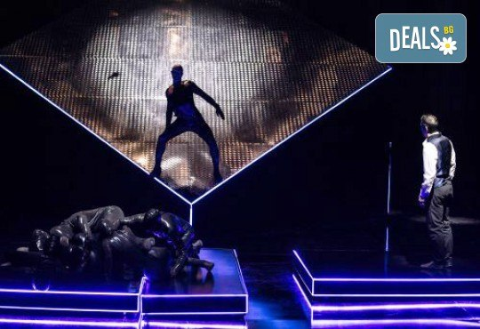 В деня на любовта! Гледайте Калин Врачански в брилянтната постановка Франкенщайн на 14.02. от 19 ч. в Театър София, 1 билет - Снимка 4