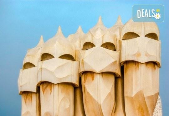 Самолетна екскурзия до Барселона с Дари Травел! 4 нощувки със закуски в хотел 3*, самолетен билет, трансфери, застраховка и водач - Снимка 6