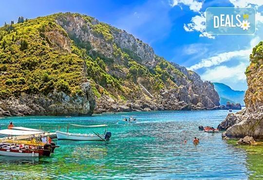 Почивка за Майските празници в Messonghi Beach 3*, о. Корфу! 3 нощувки на база All Inclusive, транспорт и фериботни такси - Снимка 1