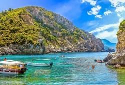 Почивка за Майските празници в Messonghi Beach 3*, о. Корфу! 3 нощувки на база All Inclusive, транспорт и фериботни такси - Снимка