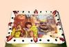 Сладкарница Орхидея сбъдва детските мечти! Поръчайте торта със снимка - Миньоните, Мечо Пух, Макуин, Елза или с Ваша снимка! - thumb 2