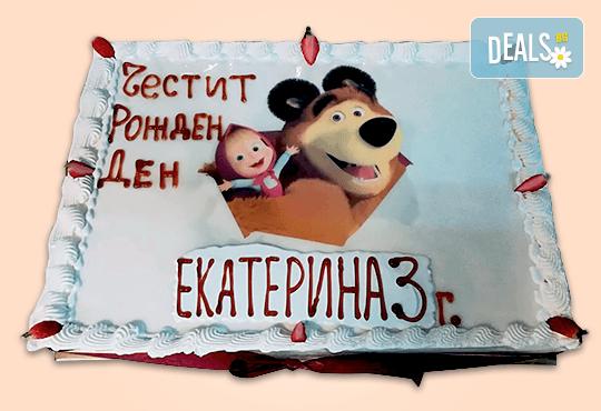 Зарадвайте детето с торта със снимка на любим герой от Сладкарница Орхидея! - Снимка 13