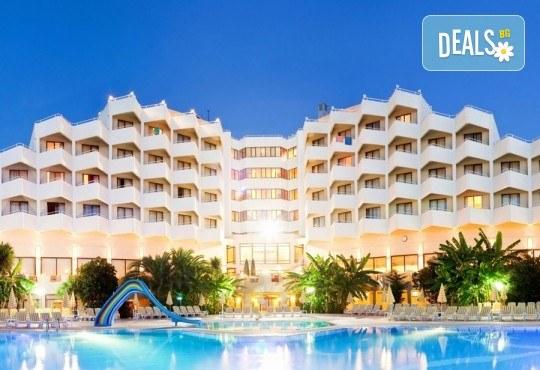 Майски празници в Кушадасъ, Турция! 5 нощувки на база All Inclusive в хотел Richmond Ephesus Resort 5*, възможност за транспорт! - Снимка 1
