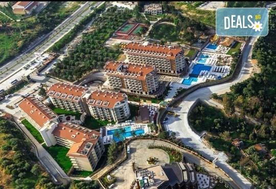 Майски празници в Кушадасъ, Турция! 5 нощувки на база All Inclusive в хотел Ramada Resort Kusadasi & Golf 5*, възможност за транспорт! - Снимка 11