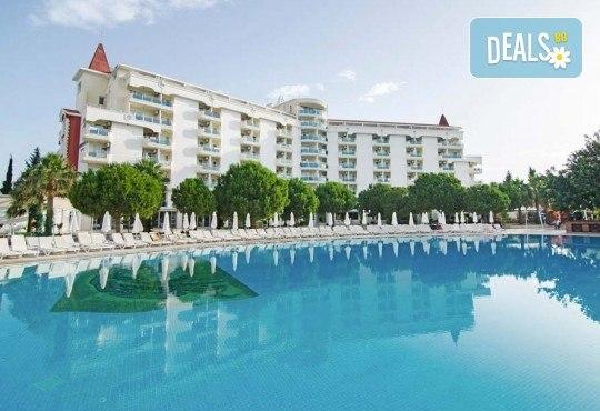 Майски празници в Дидим, Турция! 5 нощувки на база All Inclusive в хотел Garden of Sun 5*, възможност за транспорт! - Снимка 1