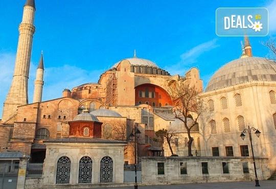 За 3-ти март в Истанбул с Дениз Травел! 3 нощувки със закуски в хотел 2/3*, транспорт, водач и бонус програми - Снимка 3
