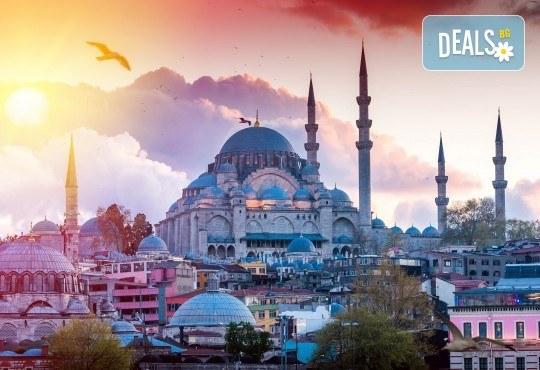 За 3-ти март в Истанбул с Дениз Травел! 3 нощувки със закуски в хотел 2/3*, транспорт, водач и бонус програми - Снимка 2