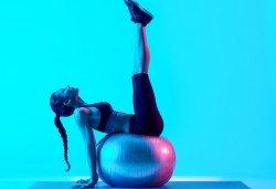 Във форма за лятото! 12 кръгови тренировки с инструктор в дамски фитнес Beauty Lady's gym, Студентски град! - Снимка