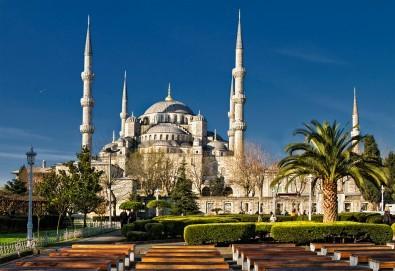 За 3-ти март в Истанбул с Дениз Травел! 2 нощувки със закуски в хотел 2/3*, транспорт, водач и бонус програми - Снимка