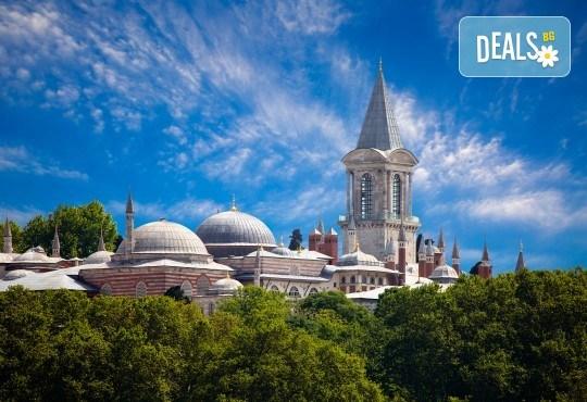 За 3-ти март в Истанбул с Дениз Травел! 2 нощувки със закуски в хотел 2/3*, транспорт, водач и бонус програми - Снимка 2
