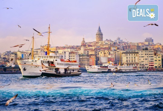За 3-ти март в Истанбул с Дениз Травел! 2 нощувки със закуски в хотел 2/3*, транспорт, водач и бонус програми - Снимка 4