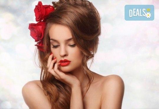Прекрасни ръце! Маникюр с гел лак Gel.it и Pro Gel и сваляне на предишен гел лак в Салон за красота Blush Beauty до Mall of Sofia! - Снимка 2