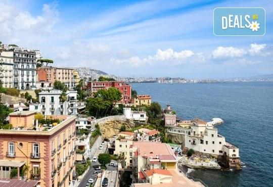 Посетете величествения Неапол през февруари или март! 3 нощувки със закуски, самолетен билет и летищни такси - Снимка 6