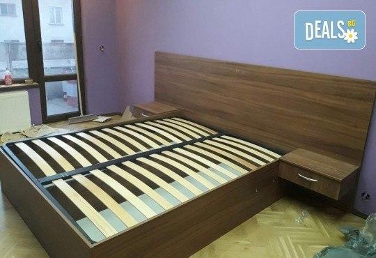 Специализиран 3D проект за дизайн на мебели и бонус: отстъпка за изработка на мебелите от производител, от Christo Design LTD! - Снимка 15