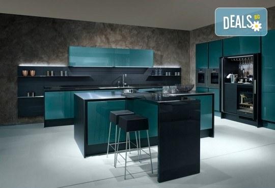 Специализиран 3D проект за дизайн на мебели и бонус: отстъпка за изработка на мебелите от производител, от Christo Design LTD! - Снимка 2