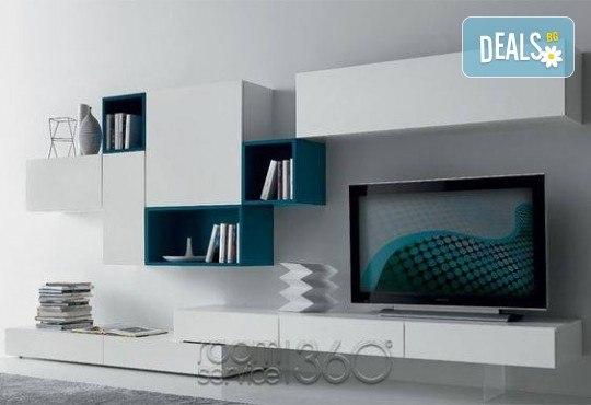 Специализиран 3D проект за дизайн на мебели и бонус: отстъпка за изработка на мебелите от производител, от Christo Design LTD! - Снимка 8