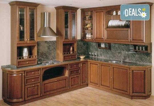 Специализиран 3D проект за дизайн на мебели и бонус: отстъпка за изработка на мебелите от производител, от Christo Design LTD! - Снимка 6