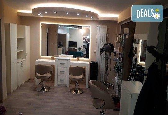 Комбинирано почистване на лице в 10 стъпки с професионална козметика Selvert и дрениращ масаж в салон за красота Chérie! - Снимка 6