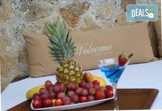 Септемврийски празници в Халкидики, Гърция! 2 нощувки със закуски и вечери в Philoxenia Spa Hotel 2*, транспорт и обиколка на Солун! - Снимка 8