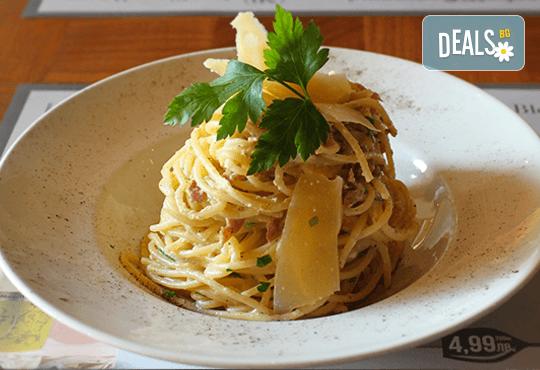 За обяд или вечеря! Салата или апетитно основно ястие по Ваш избор от Spaghetti Company! - Снимка 4