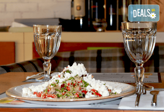 За обяд или вечеря! Салата или апетитно основно ястие по Ваш избор от Spaghetti Company! - Снимка 6