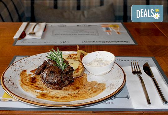 За обяд или вечеря! Салата или апетитно основно ястие по Ваш избор от Spaghetti Company! - Снимка 1
