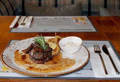 За обяд или вечеря! Салата или апетитно основно ястие по Ваш избор от Spaghetti Company!