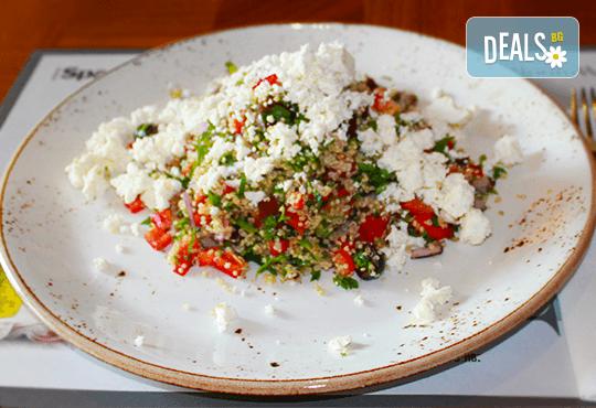 За обяд или вечеря! Салата или апетитно основно ястие по Ваш избор от Spaghetti Company! - Снимка 5