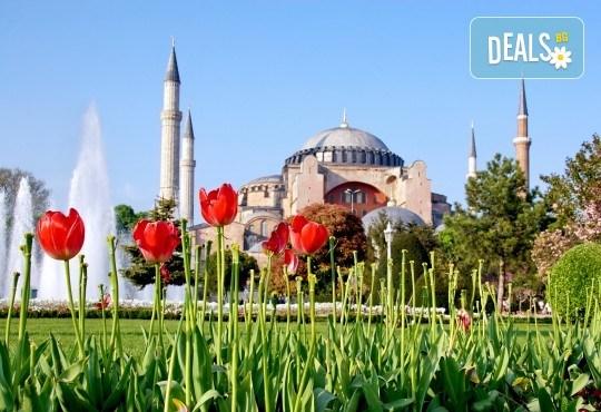 На фестивала на лалето в Истанбул през април! 2 нощувки със закуски, транспорт, екскурзовод и посещение на Одрин - Снимка 2