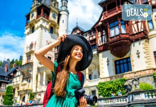 Май в Румъния: 2 нощувки и закуски, транспорт и посещение на замъка Пелеш